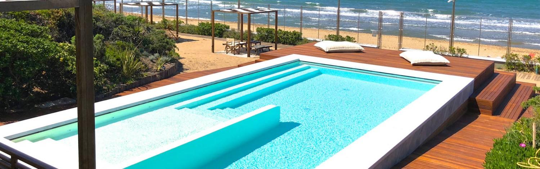 villa con piscina a San Vincenzo